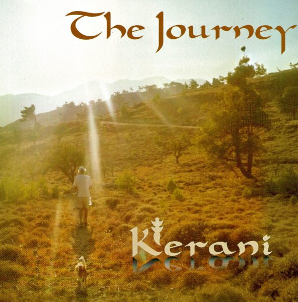 kerani-The-Journey-Album-Cover
